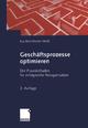 Geschäftsprozesse optimieren - Eva Best; Martin Weth