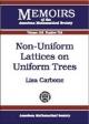 Non-uniform Lattices on Uniform Trees - Lisa Carbone
