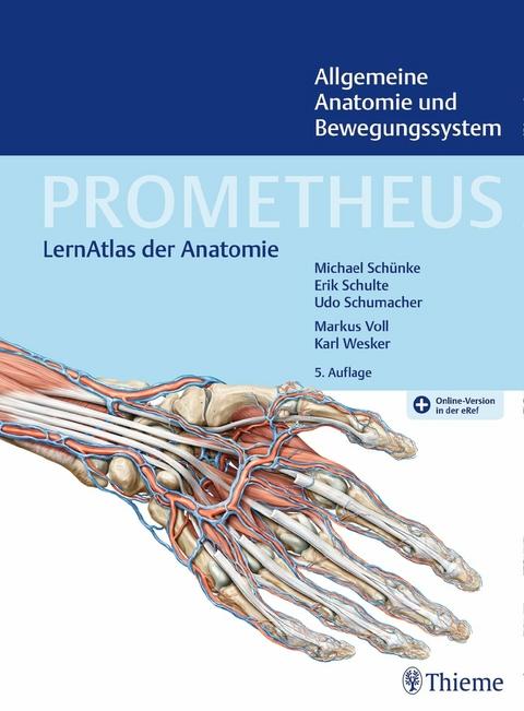 eBook: PROMETHEUS Allgemeine Anatomie und Bewegungssystem von Erik ...