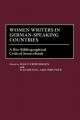 Women Writers in German-Speaking Countries - Elizabeth G. Ametsbichler; Elke P. Frederiksen