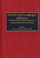 Church and Synagogue Affiliation - Amy L. Sales; Gary A. Tobin