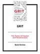 Grit: The Power of Passion and Perseverance - PCC
