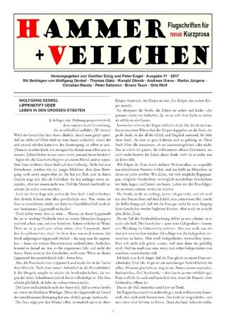 Hammer + Veilchen Nr. 11 - Peter Engel; Günther Emig