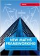 New Maths Frameworking - Year 8 Teacher's Guide Book 1 (Levels 4-5) - Keith Gordon; Brian Speed; Trevor Senior; Kevin Evans