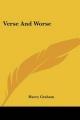 Verse and Worse - Harry Graham