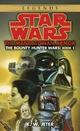 Star Wars The Bounty Hunter Wars #1: The Mandalorian Armor K. W. Jeter Author