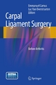 Carpal Ligament Surgery