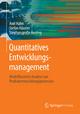 Quantitatives Entwicklungsmanagement - Axel Hahn;  Stefan Häusler;  Stephan große Austing
