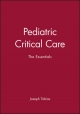 Handbook of Pediatric Critical Care