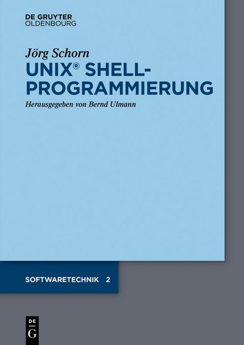 Shell-programmierung Das Umfassende Handbuch Pdf