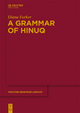 A Grammar of Hinuq - Diana Forker