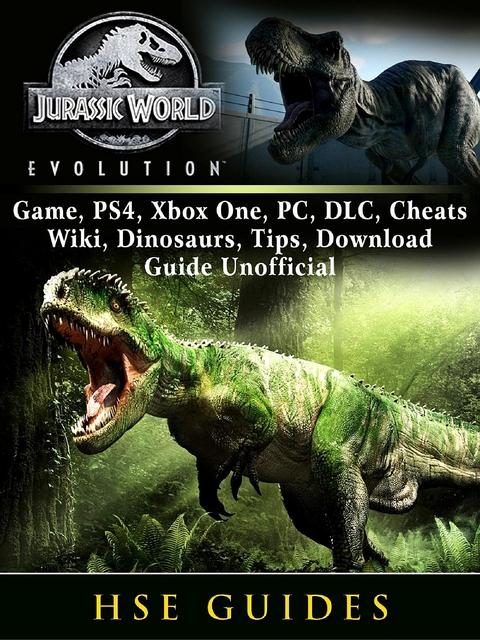 ebook jurassic world evolution game ps4 xbox one pc