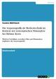 Die Sequenzgrafik als Medientechnik im Kontext der systematischen Filmanalyse bei Helmut Korte - Sandra Mühlbach