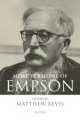 Some Versions of Empson - Matthew Bevis