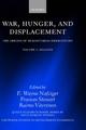 War, Hunger, and Displacement: Volume 1 - E. Wayne Nafziger; Raimo Vayrynen; Frances Stewart