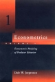 Econometrics - Dale W. Jorgenson