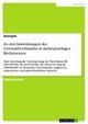 Zu den Auswirkungen des Gérondif-Gebrauchs in mehrsprachigen Rechtstexten - Anonym