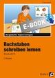 Buchstaben schreiben lernen - Druckschrift - Kirstin Jebautzke