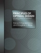 Principles of Optimal Design - Panos Y. Papalambros; Douglass J. Wilde