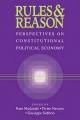 Rules and Reason - Ram Mudambi; Pietro Navarra; Giuseppe Sobbrio