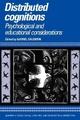 Distributed Cognitions - Gavriel Salomon