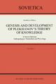 Genesis and Development of Plekhanov's Theory of Knowledge - Daniela Steila