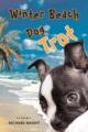 Winter Beach Dog Trot - Richard Haight