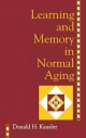 Learning and Memory in Normal Aging