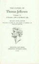 Papers of Thomas Jefferson - Thomas Jefferson; Julian P. Boyd