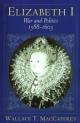Elizabeth I - Wallace T. MacCaffrey