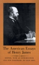 The American Essays of Henry James - Henry James; Leon Edel