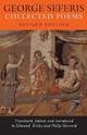 George Seferis - George Seferis; Edmund Keeley; Philip Sherrard
