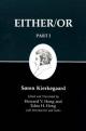 Kierkegaard's Writing, III, Part I - Soren Kierkegaard