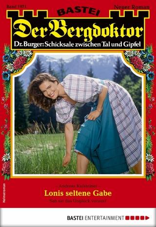 Der Bergdoktor 1971 - Heimatroman - Andreas Kufsteiner