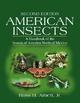 American Insects - Jr. Arnett  Ross H.