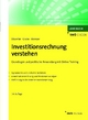 Investitionsrechnung verstehen - Jürgen Grabe;  Christoph R. Meinzer; Klaus-Dieter Däumler; Jürgen Grabe