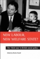 New Labour, new welfare state? - Martin Powell