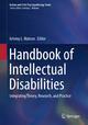 Handbook of Intellectual Disabilities - Johnny L. Matson