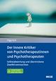 Der innere Kritiker von Psychotherapeutinnen und Psychotherapeuten - Boris Pigorsch