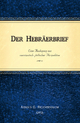 Der Hebräerbrief - Dr. Arnold G. Fruchtenbaum
