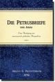 Die Petrusbriefe und Judas - Dr. Arnold G. Fruchtenbaum