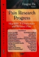 Pain Research Progress