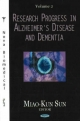 Research Progress in Alzheimer''s Disease and Dementia
