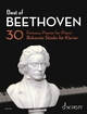 Best of Beethoven - Ludwig Van Beethoven;  Hans-Günter Heumann