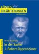Kipphardt. In der Sache J. Robert Oppenheimer - Heinar Kipphardt