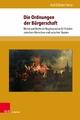 Die Ordnungen der Bürgerschaft - Karl Eckhart Heinz