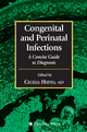 Congenital and perinatal infections