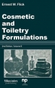 Cosmetic and Toiletry Formulations, Volume 8