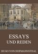 Essays und Reden - Hugo von Hofmannsthal