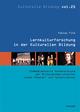 Lernkulturforschung in der Kulturellen Bildung - Tobias Fink